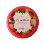 THE FACE SHOP Strawberry Hand & Body Shiffon Cream
