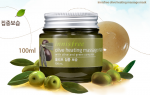 innisfree olive heating mask