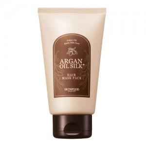 Skinfood Argan Oil Silk Hair Mask Pack