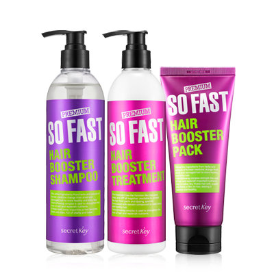 Secret Key So Fast Hair Booster Shampoo