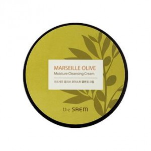 The Saem Marseille Olive Moisture Cleansing Cream