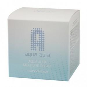 tony moly aqua aura moisture cream