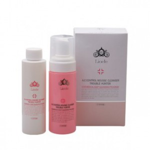Lioele Очищающий мусс для проблемной кожи - Lioele A.C Control Mousse Cleanser