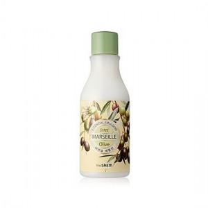 The Saem Olive Эмульсия для лица с экстрактом оливы - The Saem Marseille Olive Essential Emulsion