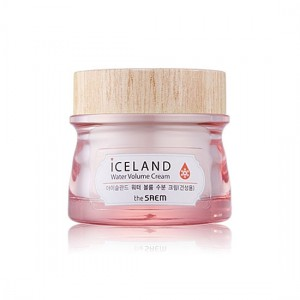 he Saem Iceland Hydrating Water Volume Cream (для сухой кожи)