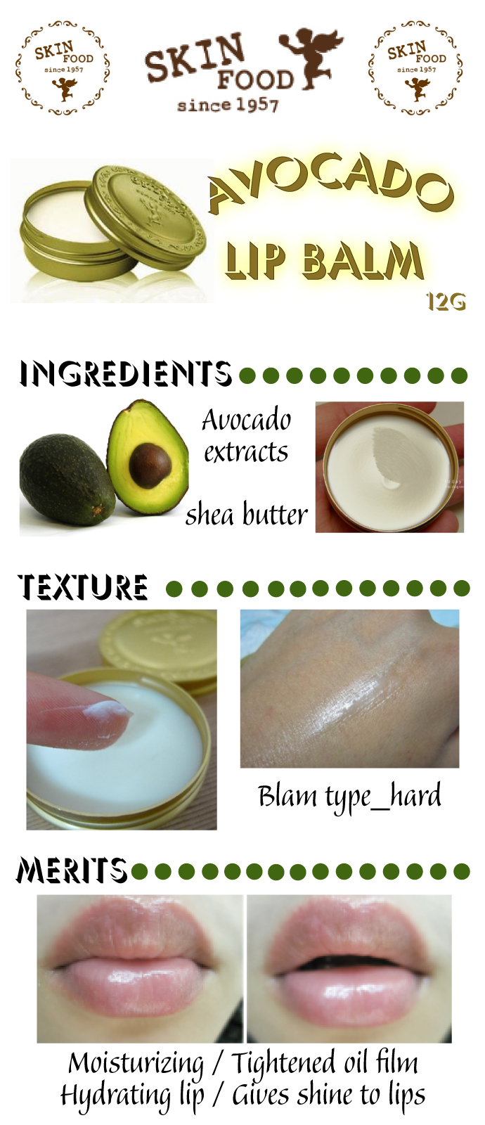 SKINFOOD_Avocado_Lip_Balm_12g