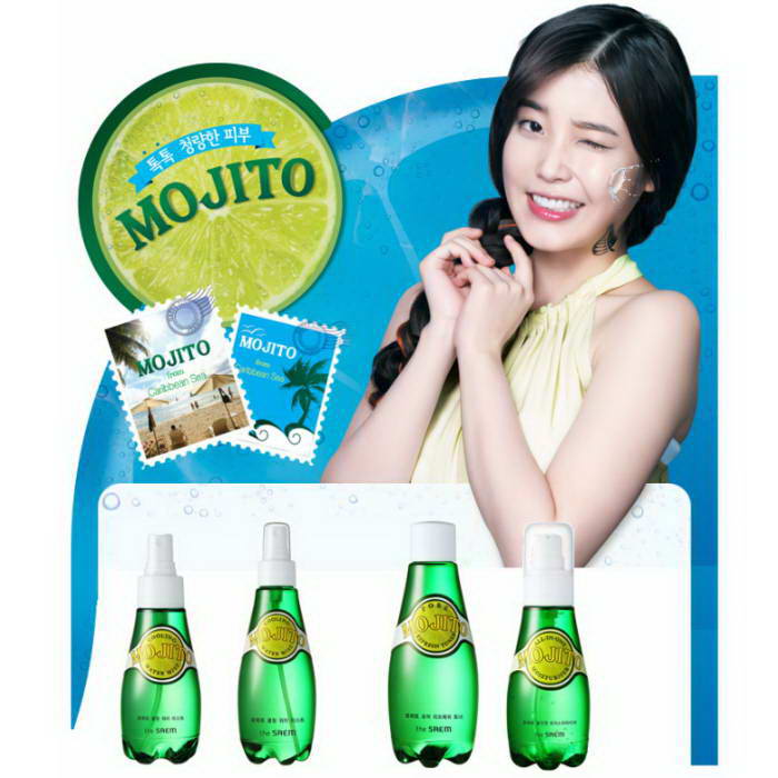 The Saem Mojito All-In-One Moisturizer