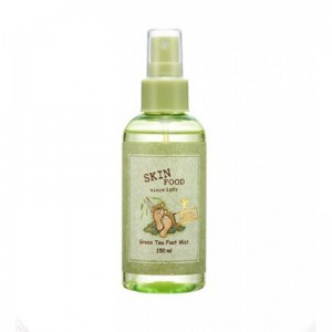 SKINFOOD Спрей-дезодорант для ног с зеленым чаем - SKINFOOD Green Tea Foot Mist 150ml