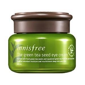 INNISFREE Крем для глаз с экстрактом зелёного чая - INNISFREE The Green Tea Seed Eye Cream 30ml