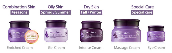 Innisfree Orchid intense cream 50ml