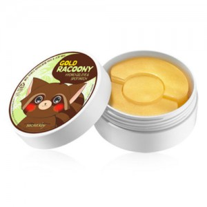 SECRETKEY Gold Racoony Hydro Gel Eye(60ea)