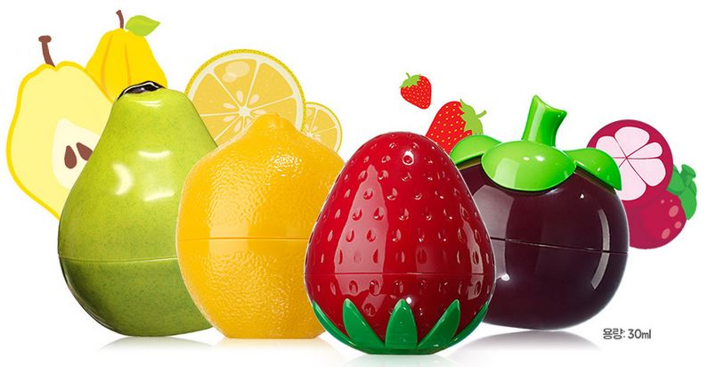 Fruits Punch Hand Cream [Strawberry]