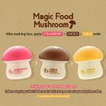 Tony Moly Сахарный скраб с экстрактом клубники -  Tony Moly Magic Food Strawberry Mushroom Sugar Scrub