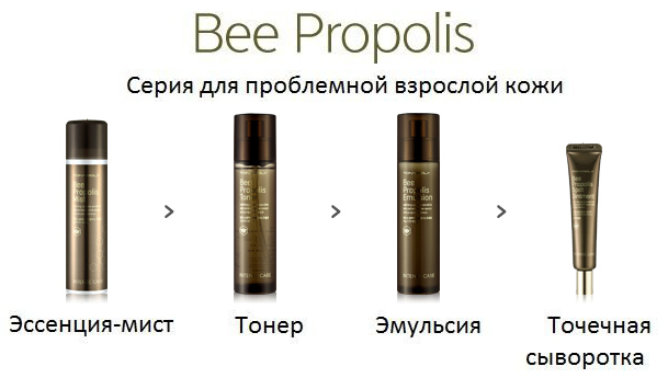TONYMOLY_Intense_Care_Bee_Propolis_set