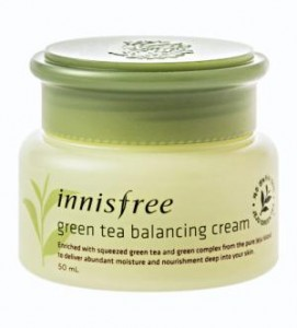 Green tea balancing cream 50ml
