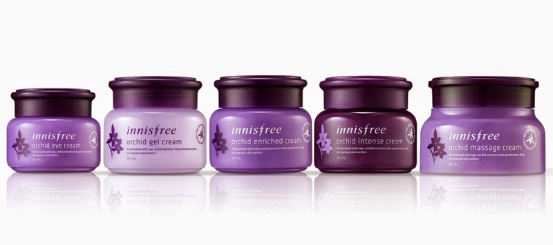 Innisfree-Orchid-Line