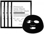 lioele eveness premium deep black essential mask