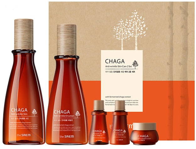 THE SAEM Chaga Anti-aging Skin
