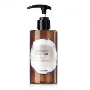 The Saem Touch On Body Coconut Body Wash
