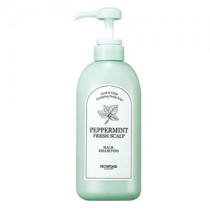 skinfood_Peppermint_Fresh_Scalp_Shampoo