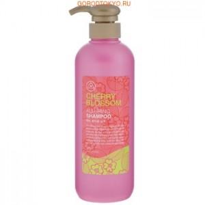 Rossom_Cherry_Blossom_Shampoo