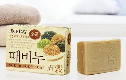 MUKUNGHWA Grain Body Soap